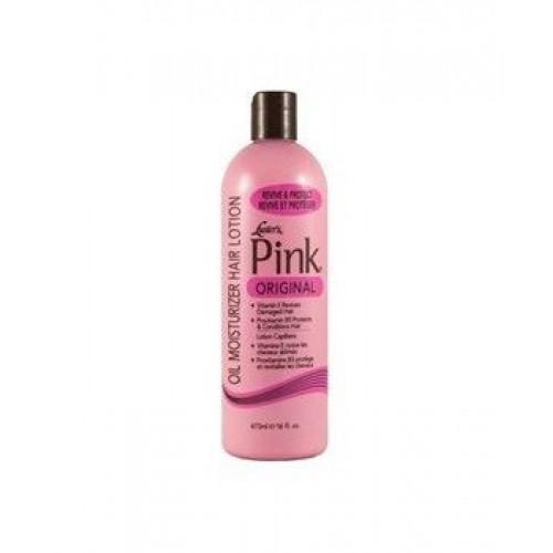 Pink - Oil Moisturizer Hair Lotion (16oz)