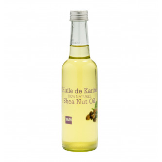 Yari - 100% Natural Huile de Karite/Shea Nut Olie (250ml)