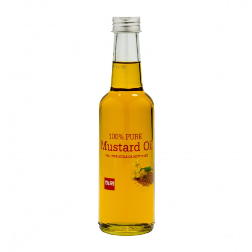Yari - 100% Pure Mustard Oil (250ml)