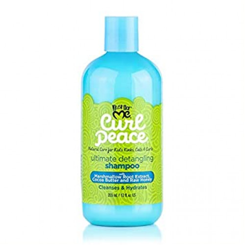Just For Me - Curl Peace Ultimate Detangling Shampoo (12oz)