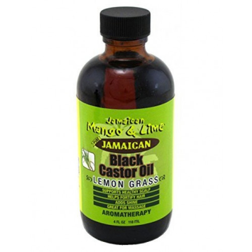 Jamaican Mango & Lime - Jamaican Black Castor Oil Lemon Grass (4oz)