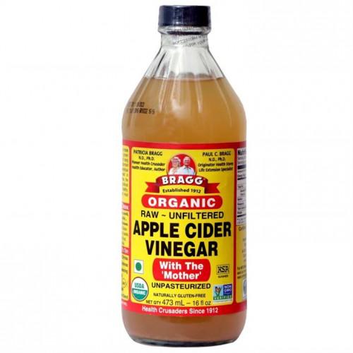 Bragg - Organic Raw Apple Cider Vinegar (473ml)