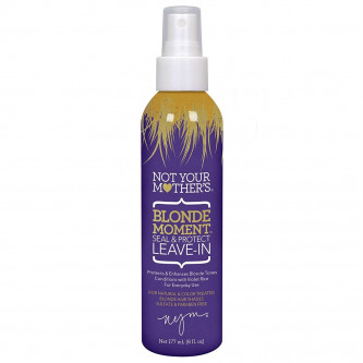 Not Your Mother's - Blonde Moment Seal & Protect Leave-In (6oz)