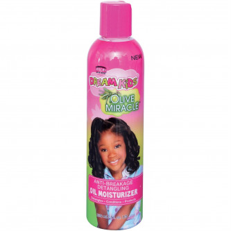 African Pride - Dream Kids Olive Miracle Miracle Oil Moisturizer (8oz)