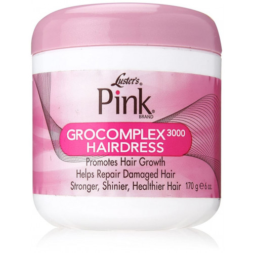 Pink - Gro Complex 3000 Hairdress (6oz)
