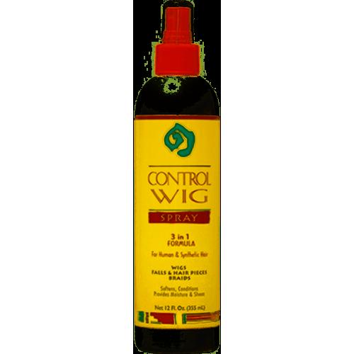 African Essence - Control Wig Spray 3 in 1 (12oz)