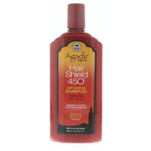 Agadir - Argan Oil Hair Shield 450 Deep Fortifying Shampoo (12oz)