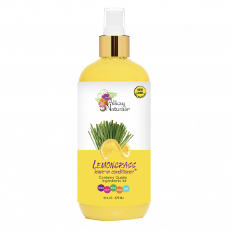 Alikay Naturals - Lemongrass Leave in Conditioner 16 oz