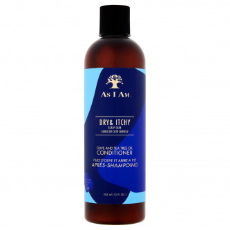 As I Am - Dry & Itchy Scalp Care Conditioner (12oz)