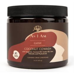 As I Am - Coconut Co-Wash (16oz)