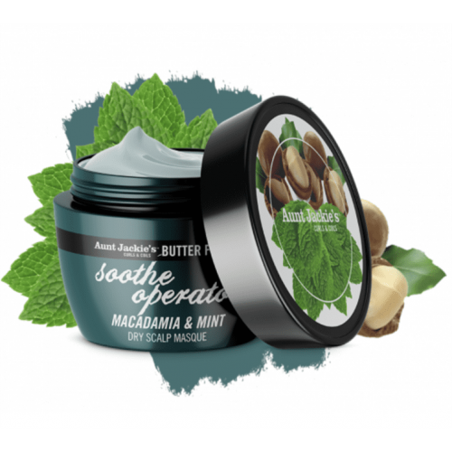 Aunt Jackie's - Butter Fusions Soothe Operator Masque 227 gr