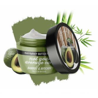 Aunt Jackie's - Butter Fusions Not Your Average Curl Masque 227 gr