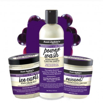 Aunt Jackie's - Grapeseed Set (3 Pieces)