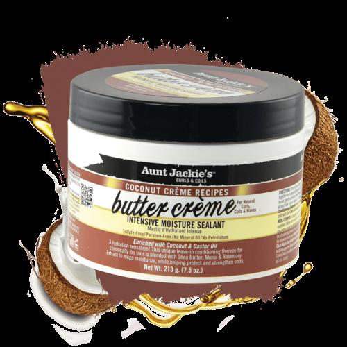 Aunt Jackie's - Butter Creme Intensive Moisture Sealant (7.5oz)