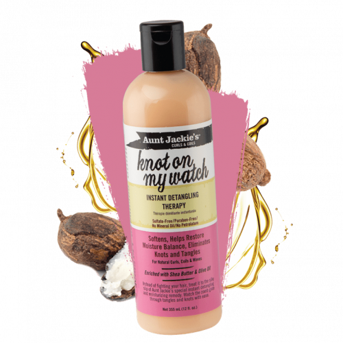 Aunt Jackie's - Knot On My Watch Instant Detangling Therapy (12oz)