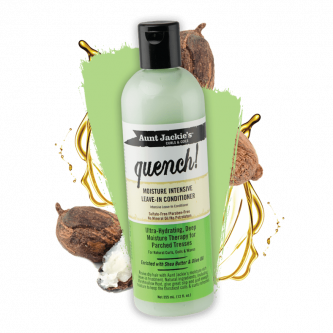 Aunt Jackie's - Quench! Moisture Intensive Leave-In Conditioner (12oz)