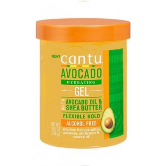 Cantu - Avocado Hydrating Gel Flexible Hold (13.5oz)