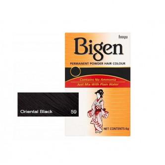 Bigen - 59 Oriental Black