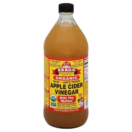 Bragg - Organic Raw Apple Cider Vinegar (946ml)