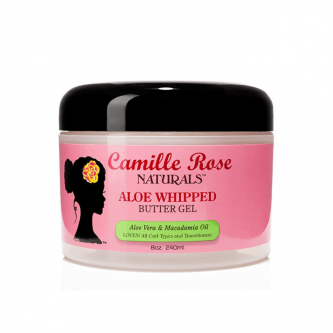 Camille Rose - Aloe Whipped Butter Gel (8oz)
