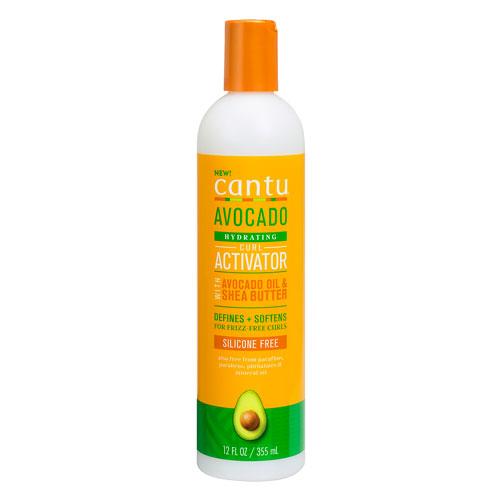 Cantu - Avocado Hydrating Curl Activator Cream (12oz)