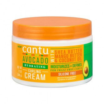 Cantu - Avocado Hydrating Curling Cream (12oz)