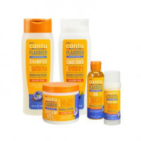 Cantu - Flaxseed Collection set (5pcs)