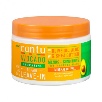 Cantu - Avocado Hydrating Leave-In Repair (12oz)