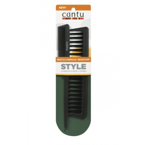 Cantu - Style Carbon Fiber Combs