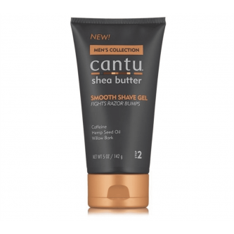 Cantu - Men Smooth Shaving Gel 142 g
