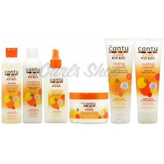 Cantu - Care for Kids 6-piece Collection