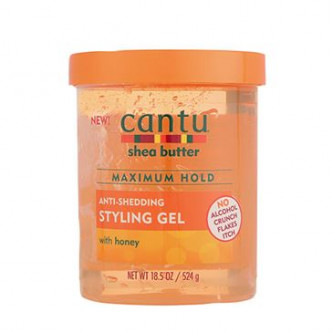 Cantu - Anti-Shedding Styling Gel With Honey (18.5oz)