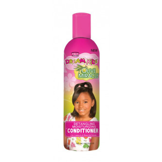 African Pride - Dream Kids Olive Miracle Detangling Moisturizing Conditioner (12oz)