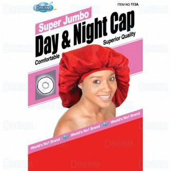 Dream WOMEN SATIN DAY & NIGHT CAP JUMBO