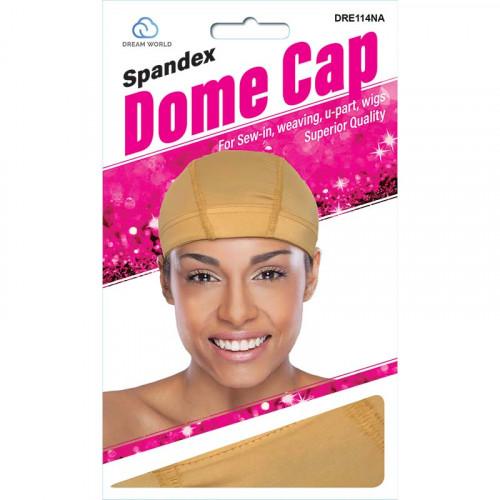 Dream Spandex Dome Cap Natural