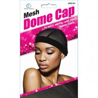 Dream Mesh Dome Cap Black