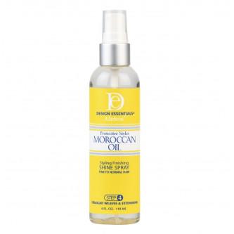 Design Essentials Moroccan Oil Shine Spray 118ml