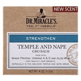 Dr. Miracle - Temple And Nape Gro Balm Regular (113g)