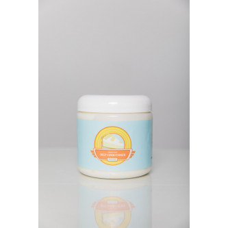 Ecoslay - Banana Cream Deep Conditioner (16oz)