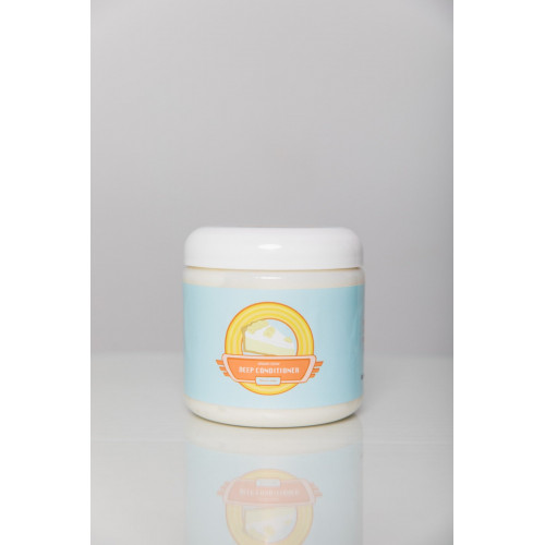Ecoslay - Banana Cream Deep Conditioner (16oz)