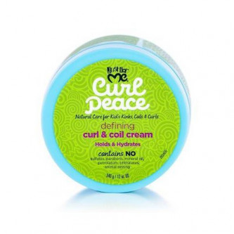 Just For Me - Curl Peace Defining Curl & Coil Cream (12oz)