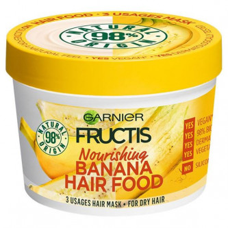 Garnier - Fructis Banana Hair Food Mask For Dry Hair (13oz)