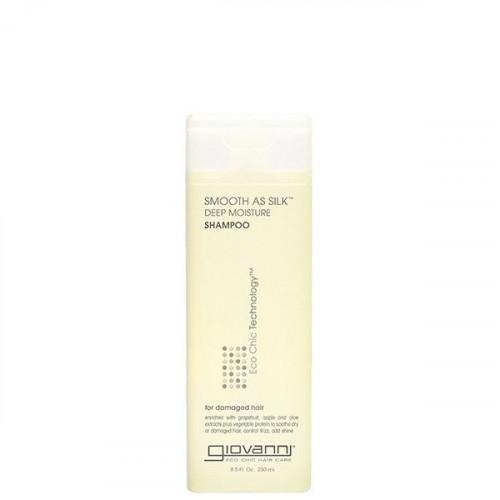 Giovanni - Smooth As Silk Deep Moisture Shampoo (8.5oz)