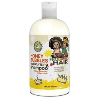 Frobabies Hair - Honey Bubbles Moisturizing Shampoo (12oz)