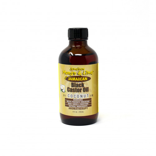 Jamaican Mango & Lime - Jamaican Black Castor Oil Coconut (4oz)