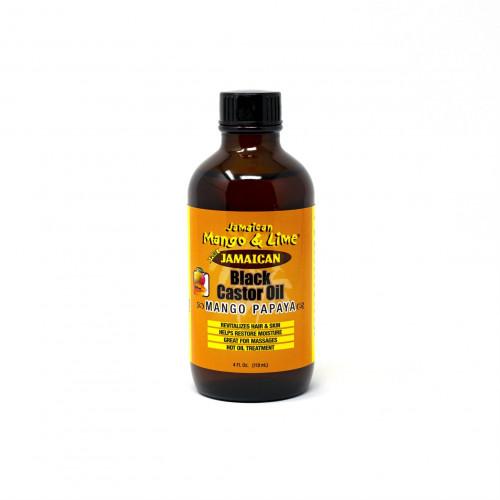 Jamaican Mango & Lime - Jamaican Black Castor Oil Mango Papaya (4oz)