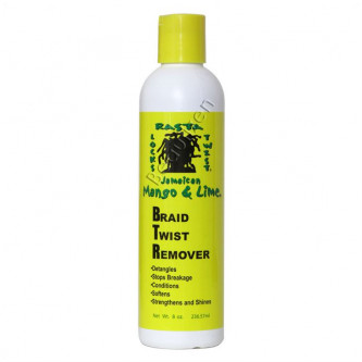 Jamaican Mango & Lime - Braid Twist Remover (8oz)