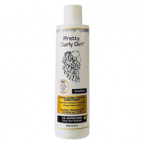 Pretty Curly Girl -  Extra Loving Leave-in Conditioner (250ml)
