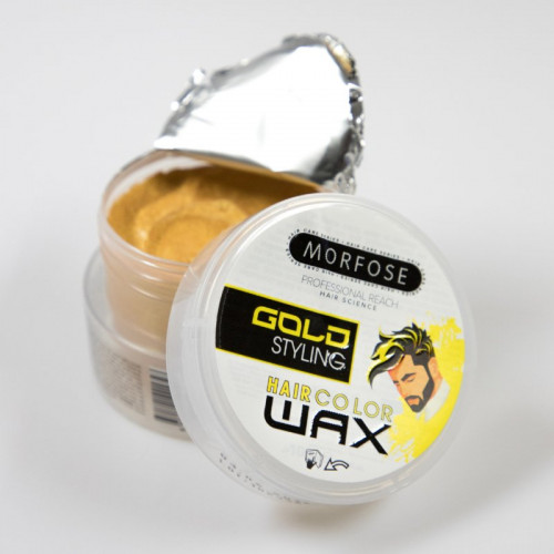Morfose - Hair Color Wax Gold (3.38oz)