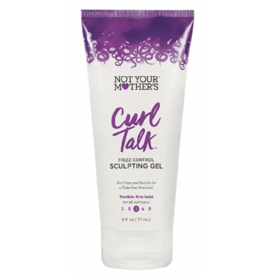 Not Your Mother's - Curl Talk Frizz Control Sculpting Gel (6oz)
